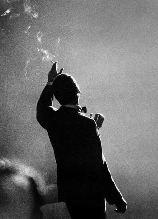 #MusicMoments: Frank Sinatra performing in Monte Carlo, 1958. #TheMusicSite