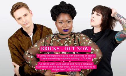 British Trio Le Grind Release New Single 'Bricks' on 21st July | @yeahlegrind