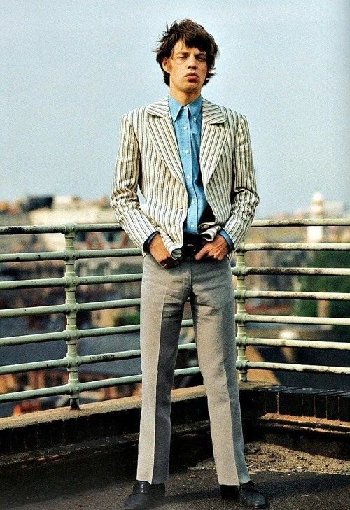 #MusicMoments: Mick Jagger, London, 1965. #TheMusicSite