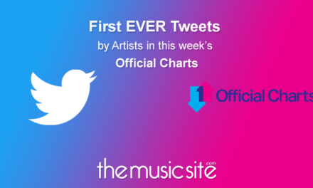 Check out the first EVER Tweets from Artists in this Weeks #OfficialCharts #Top10 (18-24 August 2017)
