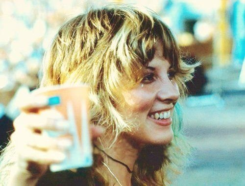 #MusicMoments: Stevie Nicks at Tampa Stadium, July 4, 1976. #MusicMoments: Spice Girls, 1990's. #TheMusicSite