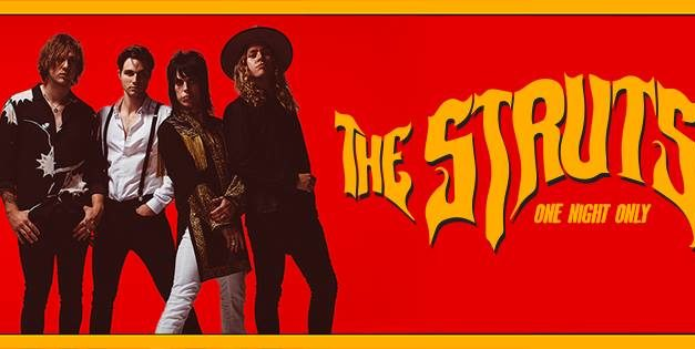 The Struts Announce a Special One-Off London Show on 18th September