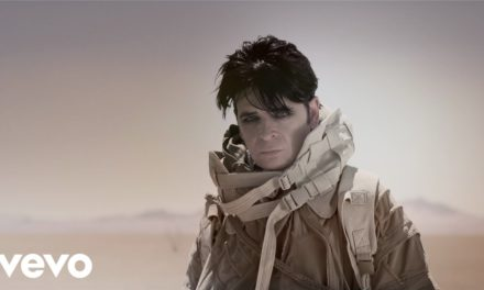 Gary Numan – My Name Is Ruin (Official Video)