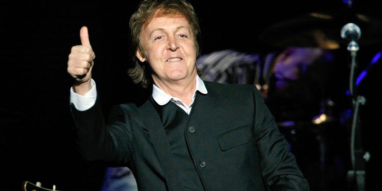 Sir Paul McCartney Trolls Westboro Baptist Church Protesters