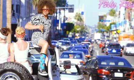 Redfoo – Sock It To Ya @Redfoo #SockItToYa