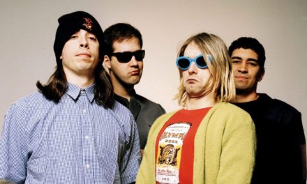 Video Surfaces of Nirvana Performing in an Electronics Shop | @Nirvana