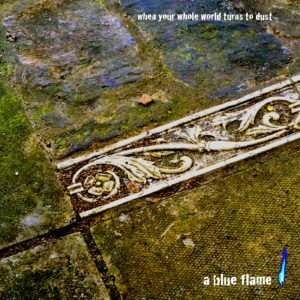 A Blue Flame - Album Cover