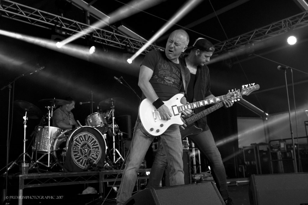 Interview:  Headline Maniac at The Cambridge Rock Festival | @headlinemaniac