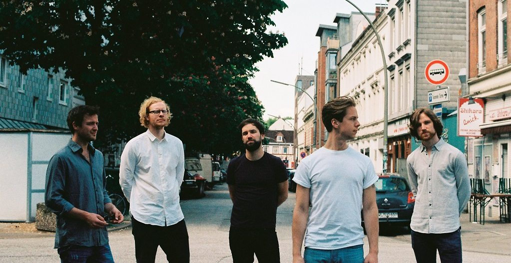 'As We Speak' Debut Single by Indie/Folk Rock Band Gløde | Forthcoming Album 'Ø'