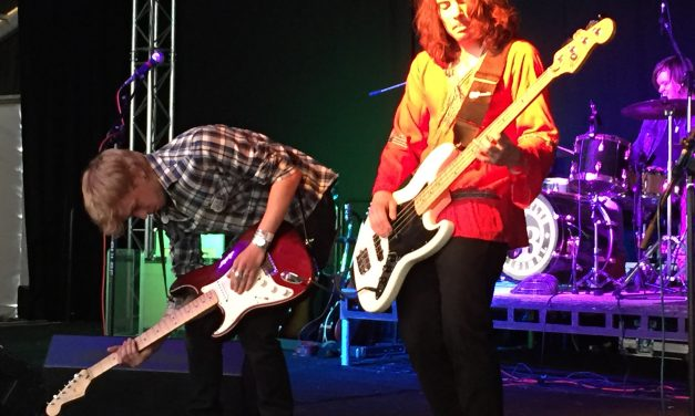 Set Review and Interview: Red Butler at Cambridge Rock Festival| @redbutlermusic