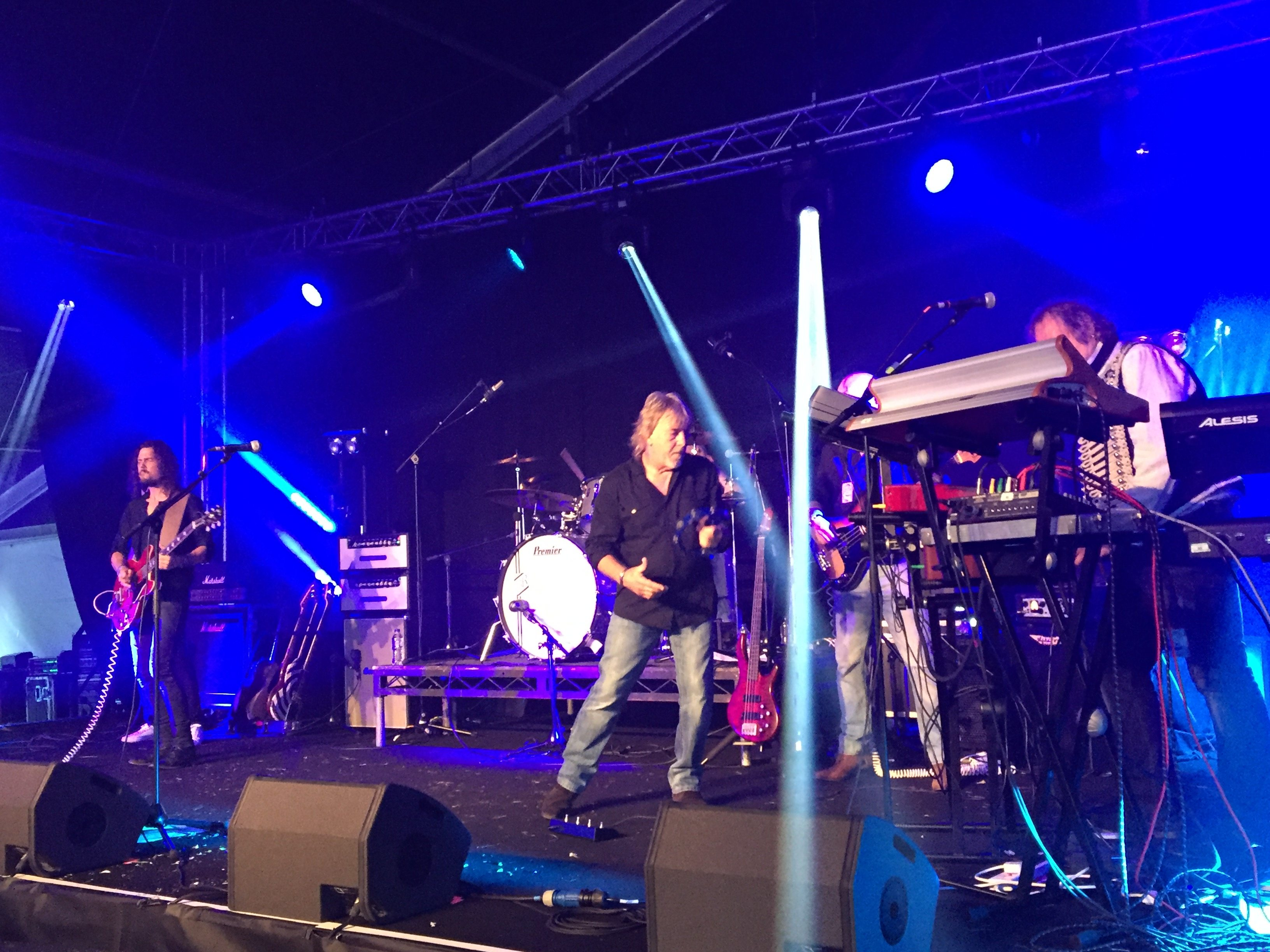 Set Review and Interview: Son of MAN at Cambridge Rock Festival