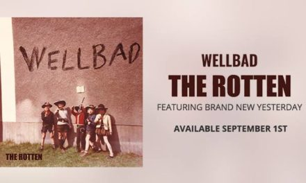 New Single by German Blues Rock Act | WellBad – 'Different State of Mind' | #WellBad