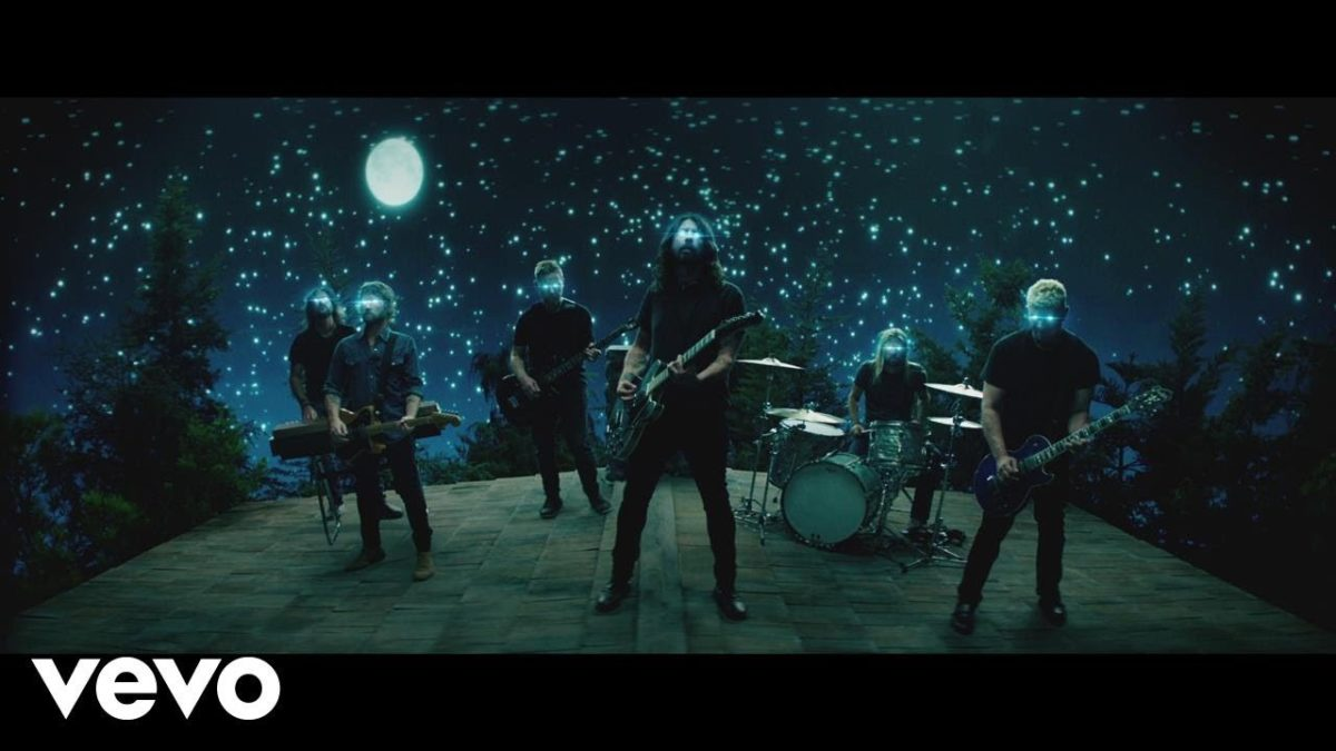 Foo Fighters – The Sky Is A Neighborhood (Official Music Video)
