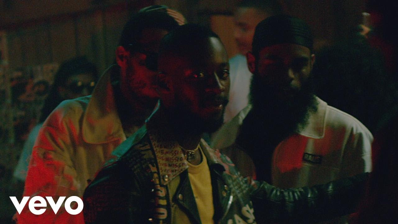 GoldLink – Meditation ft. Jazmine Sullivan, KAYTRANADA (Official Music Video)