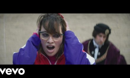 Kasabian – Ill Ray (The King) (Official Music Video)