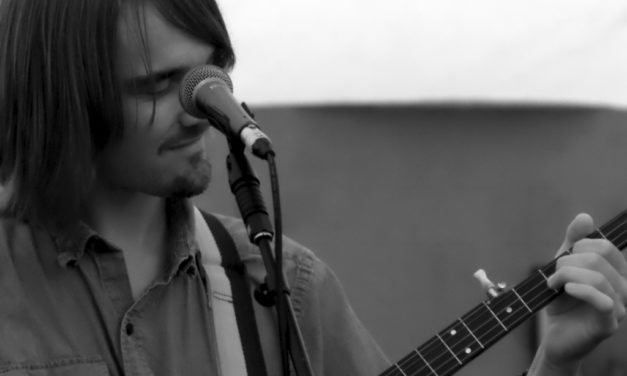Interview with Sam Gleaves at The Cambridge Folk Festival | @samgleaves