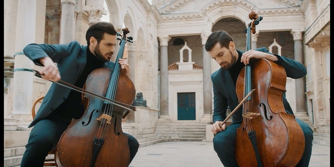 2CELLOS – Love Story (Official Music Video)
