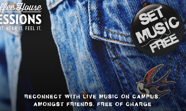 Coffee House Sessions Launches Set Music Free Campaign | @CoffeeHouseTour