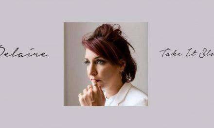 London Based Singer/Songwriter Delaire Releases New Track 'Take It Slow' | @delairemusic