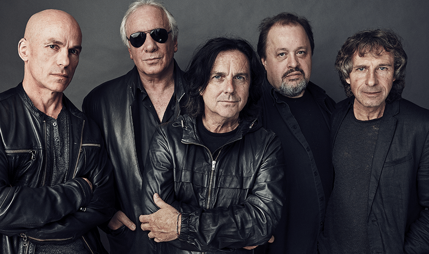 Marillion Announce Seven Date UK Tour in April 2018 | Release New EP on 13th October | @MarillionOnline