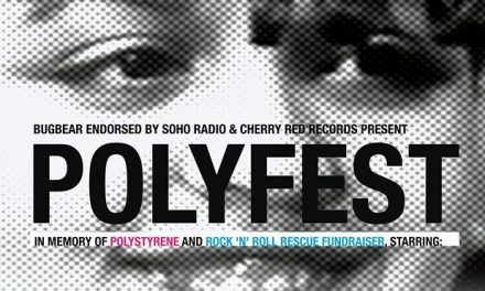 PolyFest 2017: In Memory of the Late Great Poly Styrene of X Ray Spex