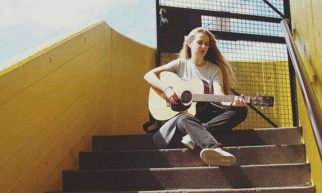21-Year-Old Folk Sensation Tally Spear Releases 'Days Like These' Video | @tallyspear