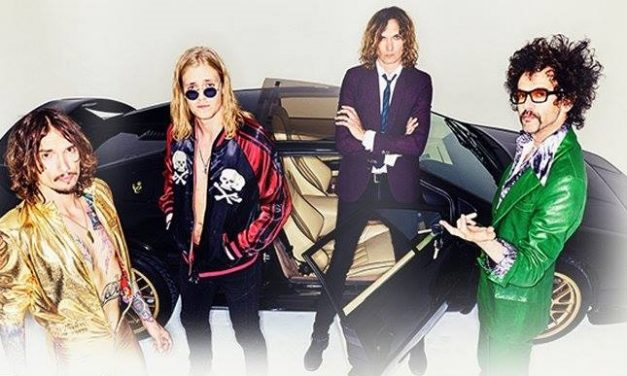 The Darkness Release New Video 'Southern Trains'   'Pinewood Smile' Released on 6th October   @thedarkness