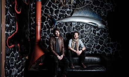The Harpoonist & The Axe Murderer to Release 'Apocalipstick' Album on 13th October | @harpaxe