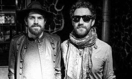 The Harpoonist & The Axe Murderer Release New Single 'Forever Fool' | @harpaxe