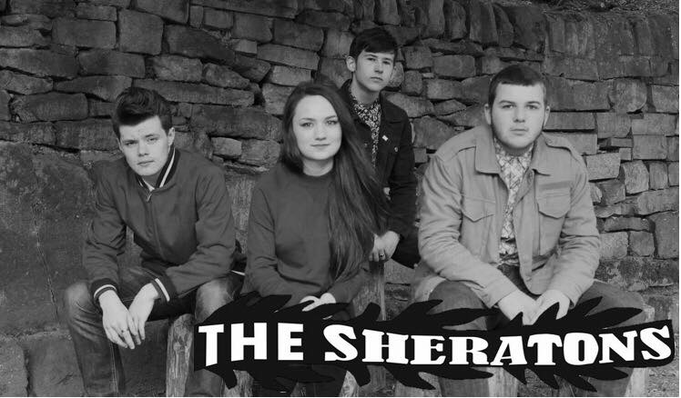 The Sheratons Release Debut Single 'Better Days'  | @TheSheratonsUK