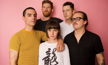 Wild Ones Premiere New Single 'Standing At The Back Of Your Show' at Gold Flake Paint | @wildonestheband