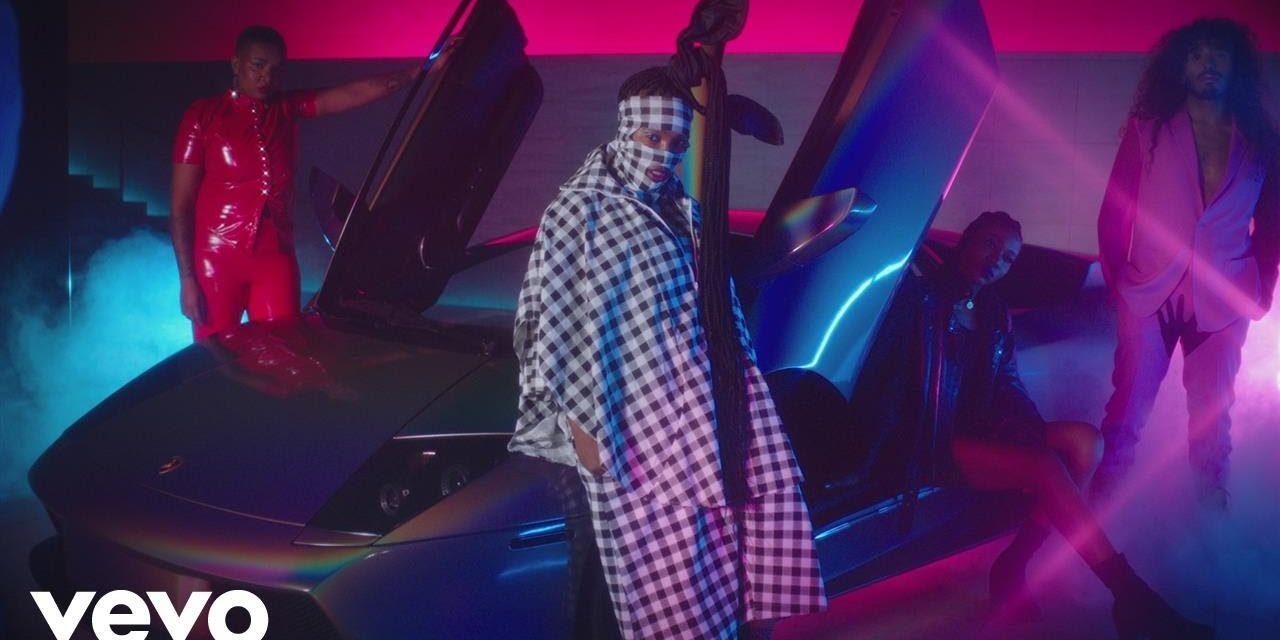 Leikeli47 – M I L K (Official Music Video)