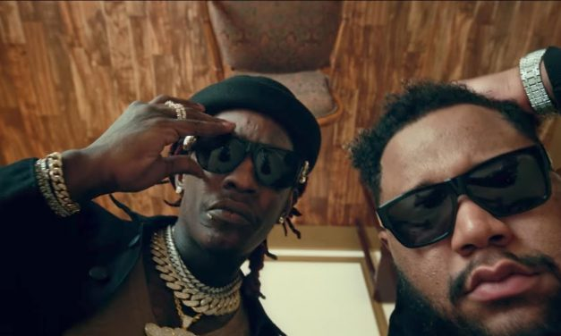 """Young Thug & Carnage: Young Martha """"Homie"""" ft Meek Mill (Official Music Video)"""