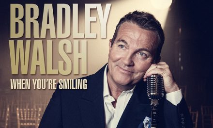 Bradley Walsh to Release Second Album 'When You're Smiling' on 10th November