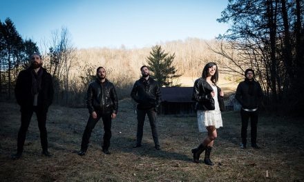 "Falling Through April Debut Empowering New Song and Video, ""Desperate Measures"""