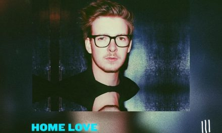 George Glew Releases New Single 'Home Love' via Atomizer Records | @GeorgeGlew
