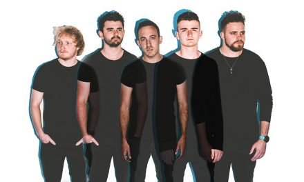Alternative Rock Quintet LIGHTSCAPE Reveal New Single from Forthcoming EP   @Lightscape_UK