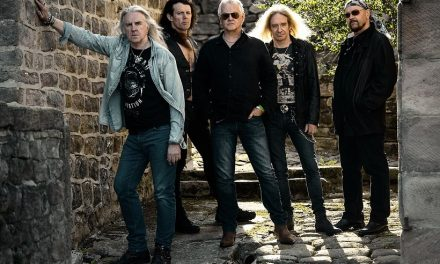 Saxon to Release 'Decade of The Eagle' a Deluxe Anthology Featuring 34 Tracks on 17th November