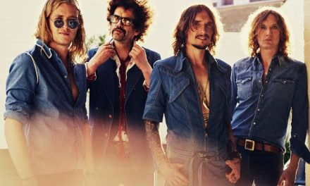 The Darkness Celebrate Top 10 Album and Rave Reviews with 'Pinewood Smile'