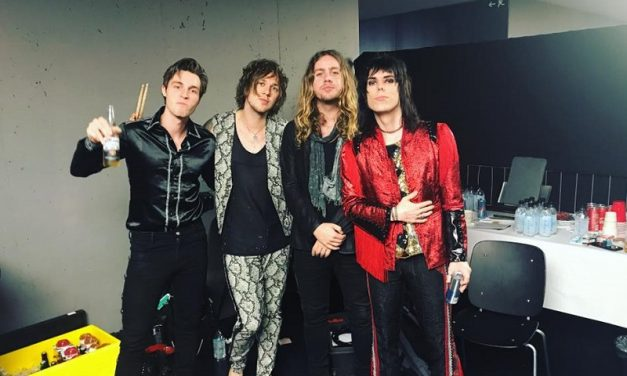 The Struts Release New Music Video for 'One Night Only'