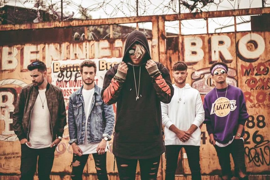 Manchester Rap/Pop Rockers Y.O.U.N.G Release Brand New Single 'Exposure'