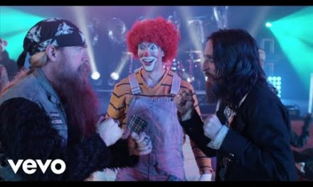 Black Label Society – Room of Nightmares (Official Music Video)