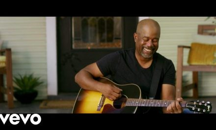 Darius Rucker – For The First Time (Official Music Video)