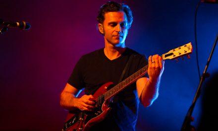 Dweezil Zappa channels Frank in London