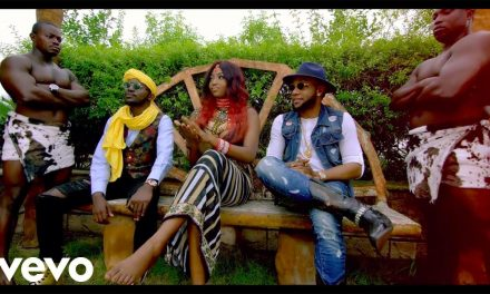 KCee – Whine For Me ft. Sauti Sol (Official Music Video)