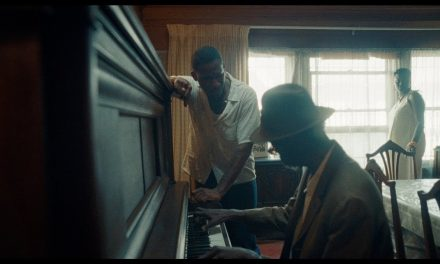 ODESZA – Across The Room feat. Leon Bridges (Official Music Video)