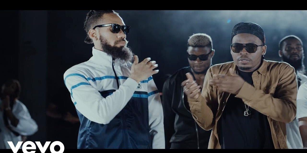 Phyno – Augment ft. Olamide (Official Music Video)