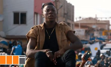 Stonebwoy – HERO (Official Music Video)