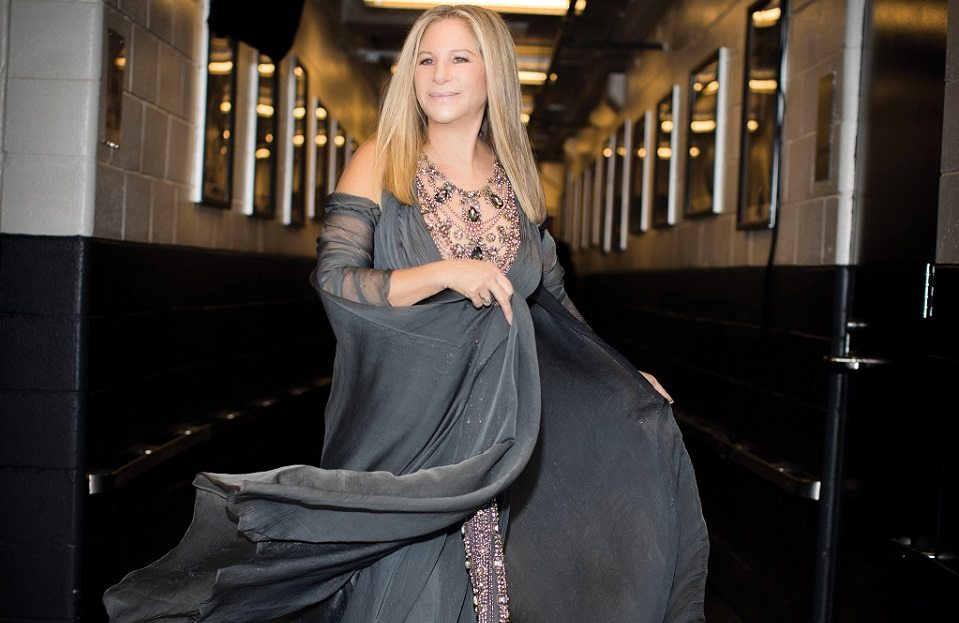Barbra Streisand to Release Concert Album December 8th | 'The Music…The Mem'ries…the Magic!'