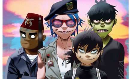 Gorillaz Release New Track 'Garage Palace' featuring Little Simz
